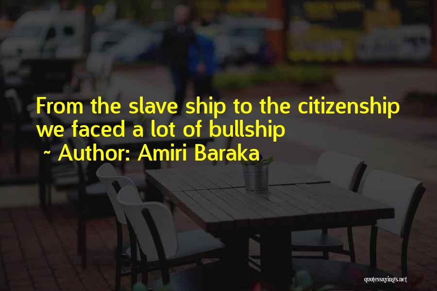 Amiri Baraka Quotes 388438
