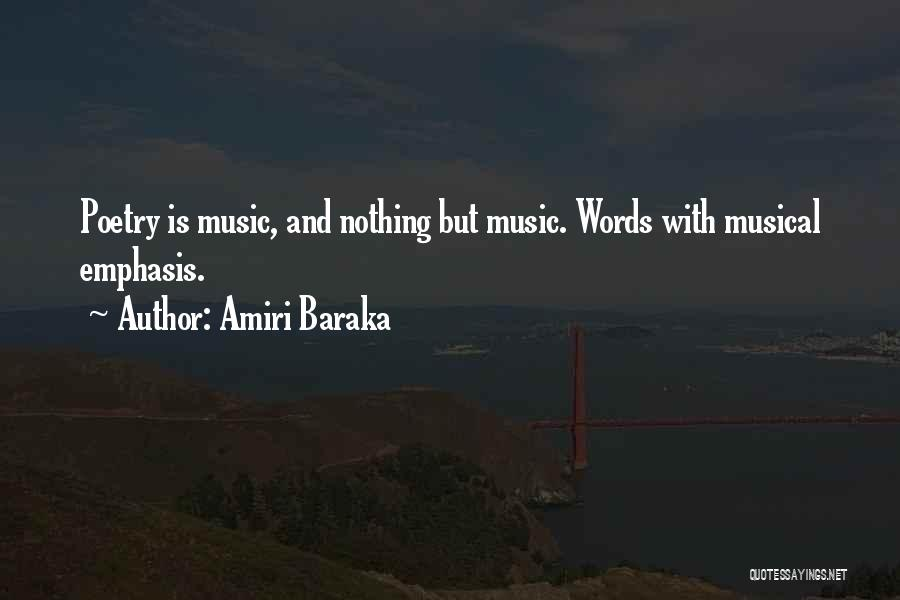 Amiri Baraka Quotes 486251