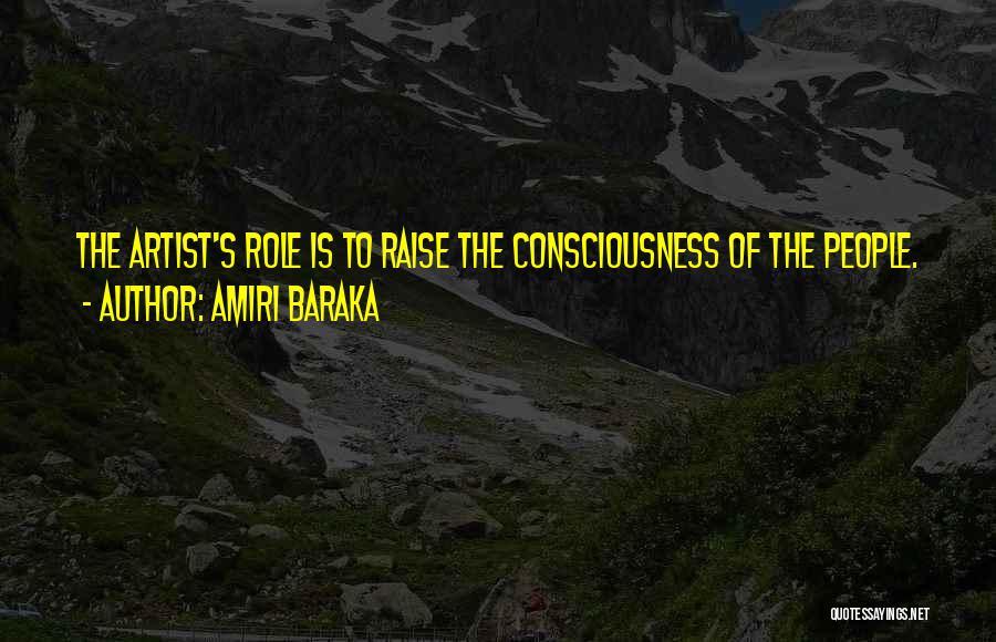 Amiri Baraka Quotes 965222