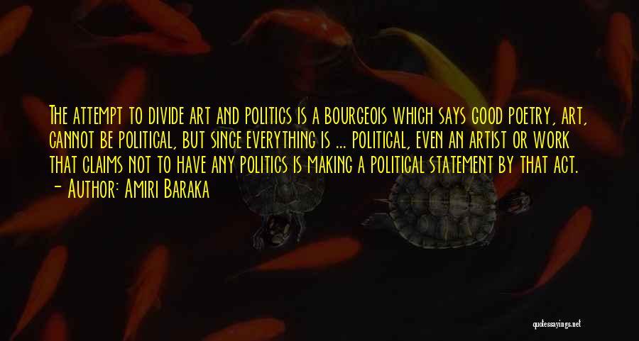 Amiri Baraka Quotes 997866