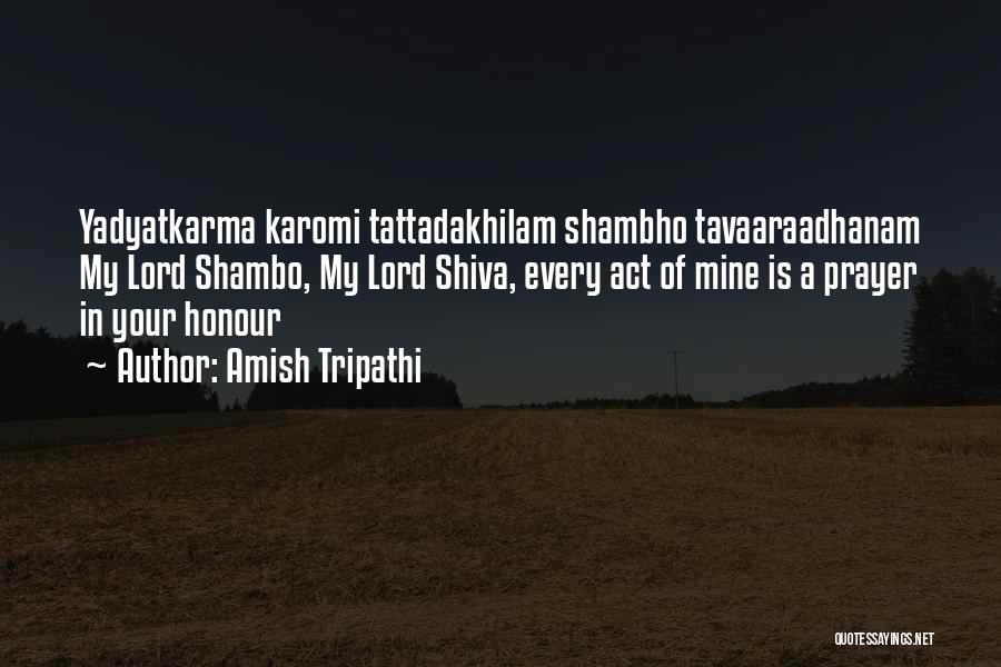 Amish Tripathi Quotes 1122544