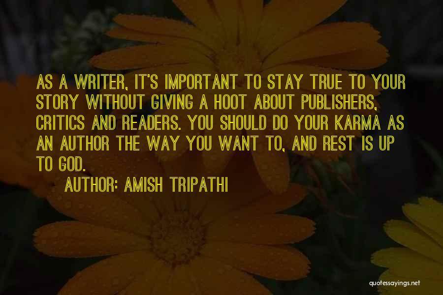 Amish Tripathi Quotes 115509