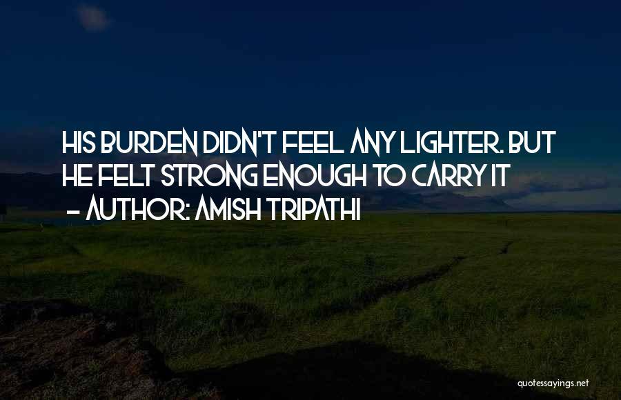 Amish Tripathi Quotes 1331314