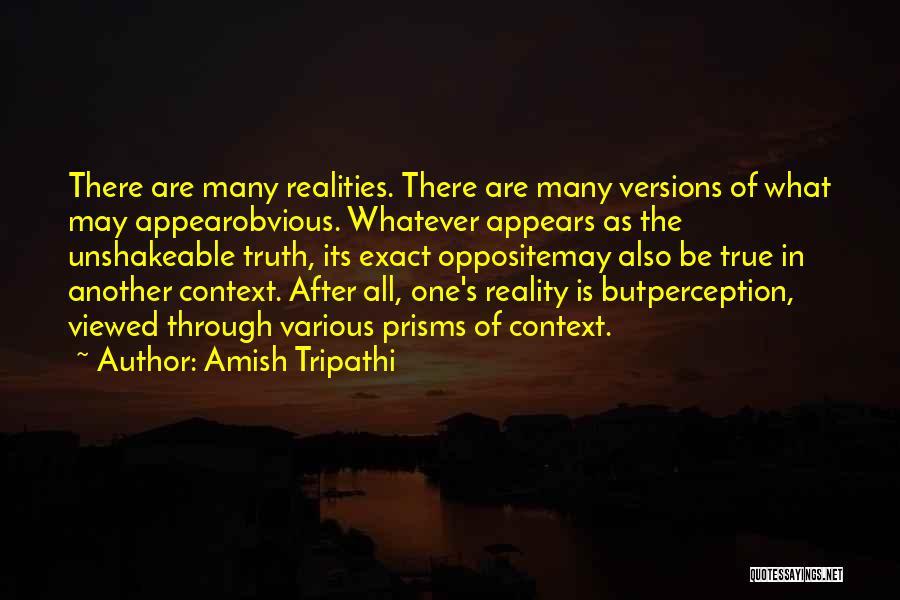 Amish Tripathi Quotes 1382769