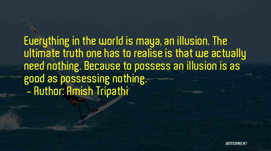 Amish Tripathi Quotes 1410651