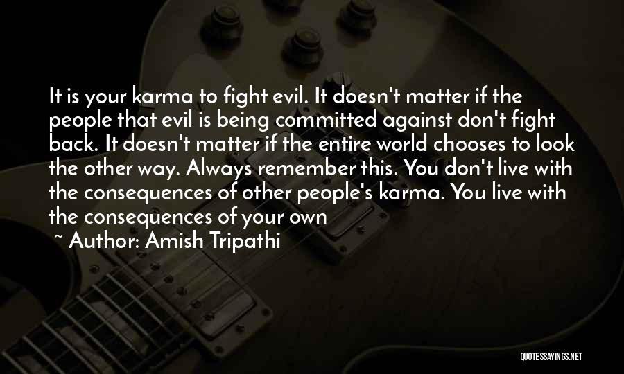 Amish Tripathi Quotes 1653948