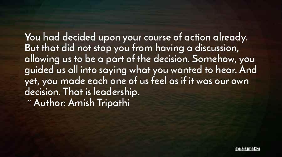 Amish Tripathi Quotes 2137310