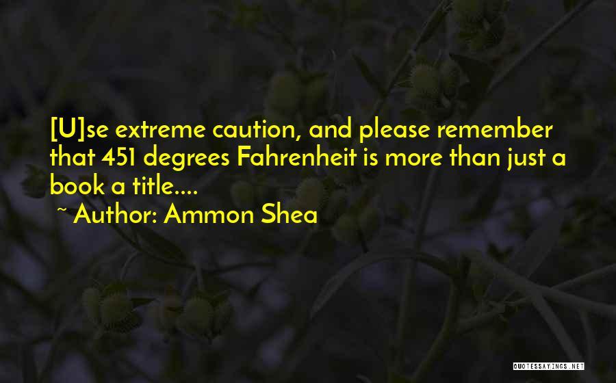 Ammon Shea Quotes 1094191