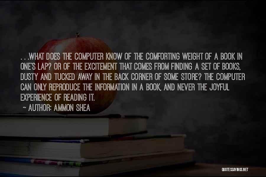 Ammon Shea Quotes 1239428