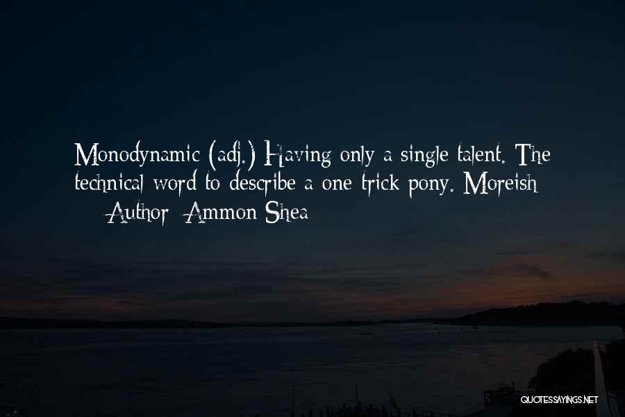 Ammon Shea Quotes 1377706