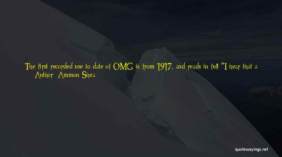 Ammon Shea Quotes 1504305