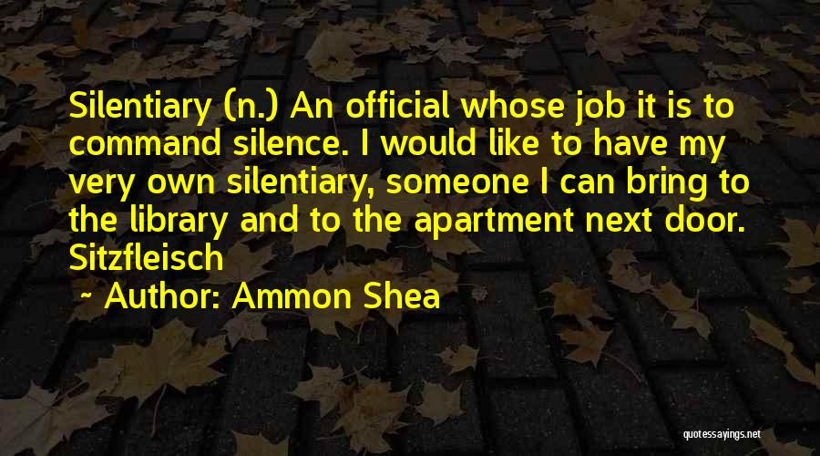 Ammon Shea Quotes 1951121