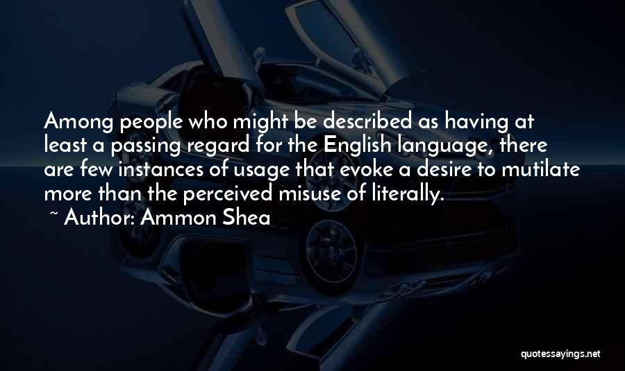 Ammon Shea Quotes 2122972