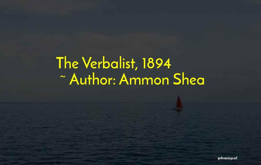 Ammon Shea Quotes 378523