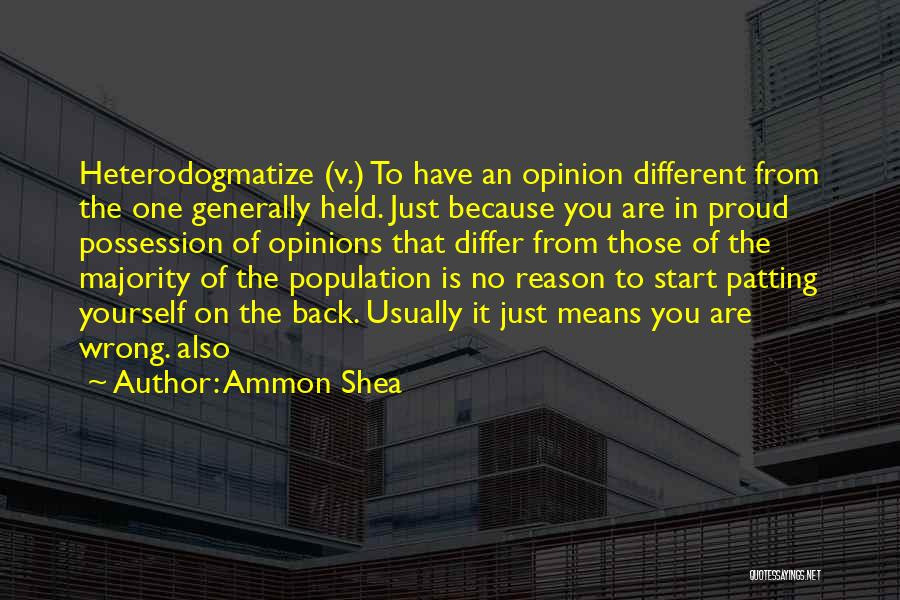 Ammon Shea Quotes 523807