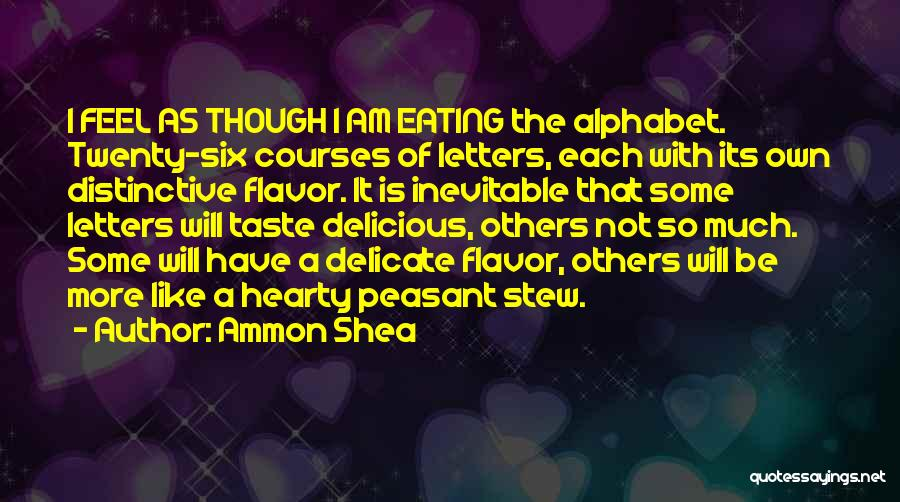 Ammon Shea Quotes 932887