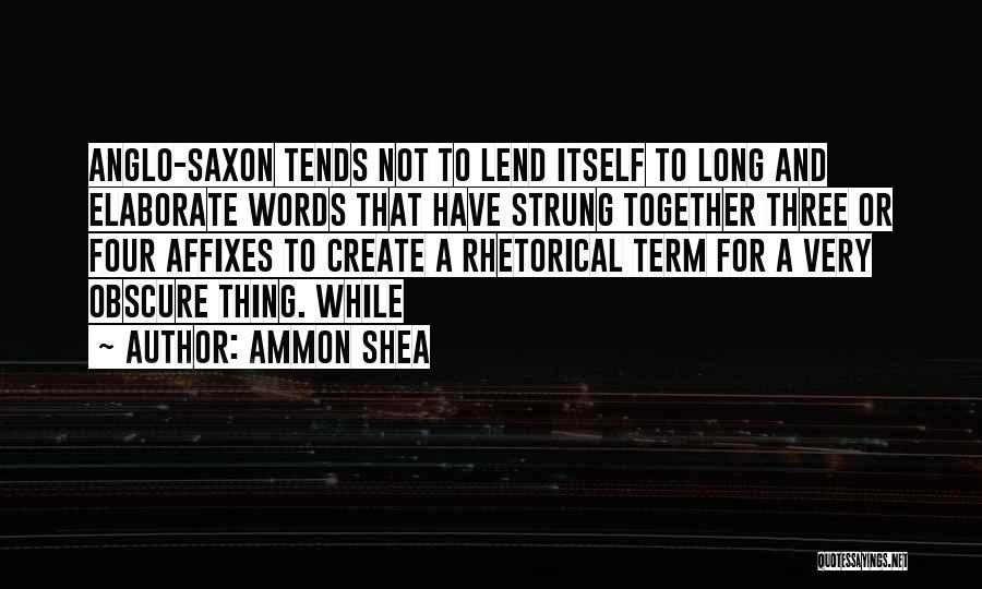 Ammon Shea Quotes 995850
