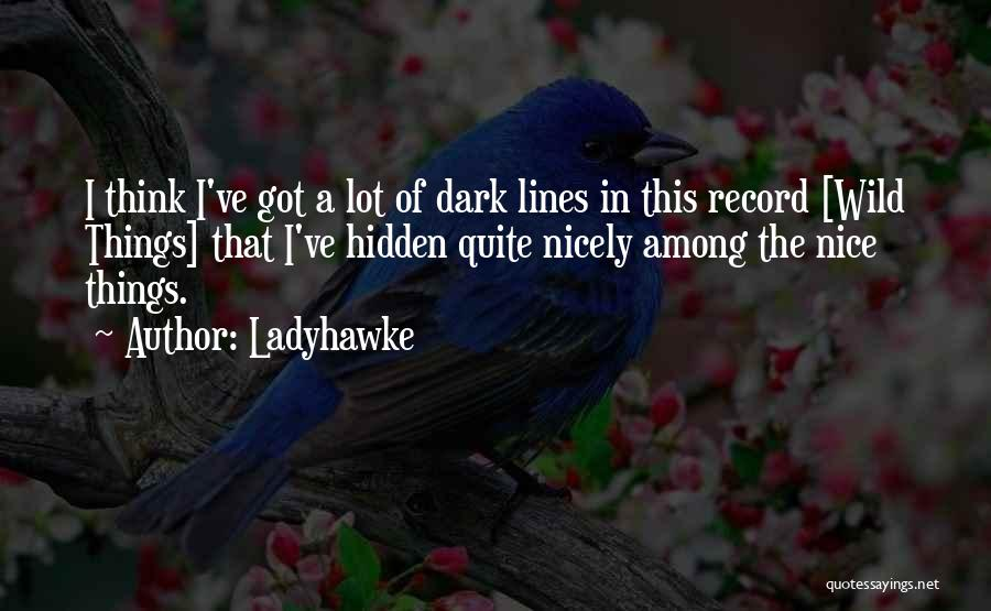 Among The Hidden Quotes By Ladyhawke