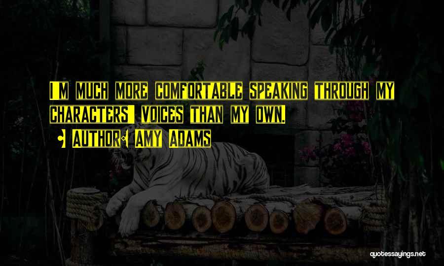 Amy Adams Quotes 1169901