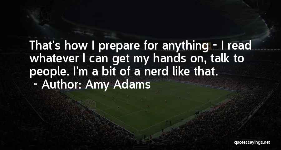 Amy Adams Quotes 1228298