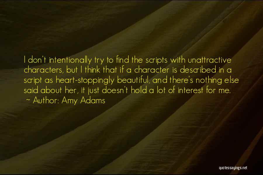 Amy Adams Quotes 1422829