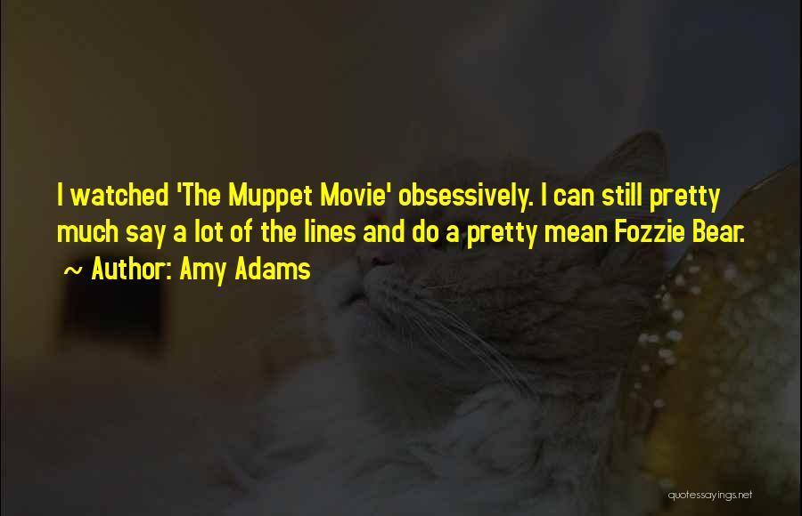 Amy Adams Quotes 1834601