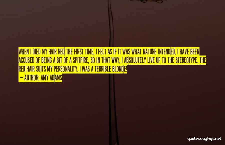 Amy Adams Quotes 228563