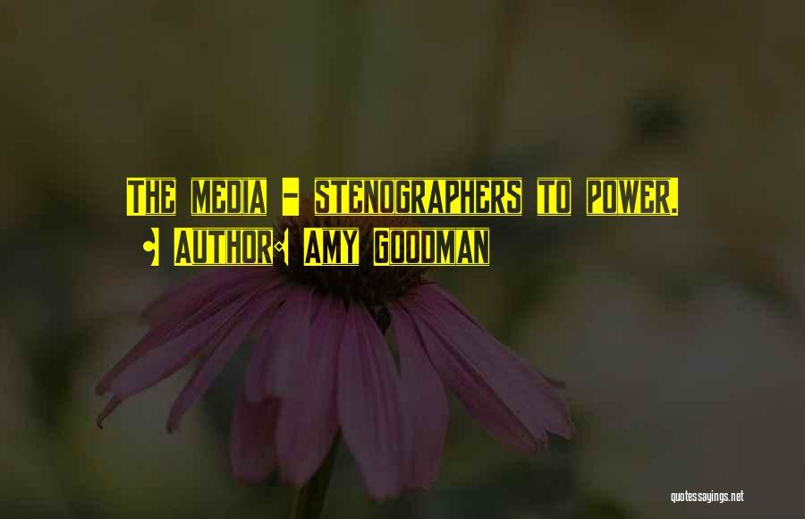 Amy Goodman Quotes 1434292