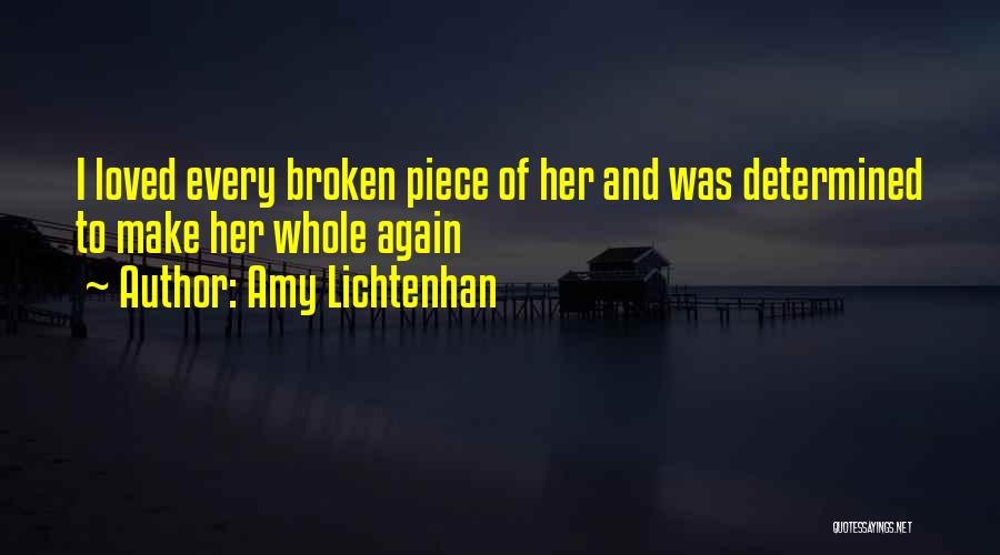 Amy Lichtenhan Quotes 869978