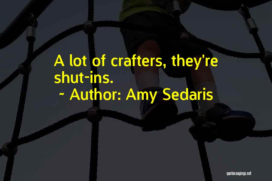 Amy Sedaris Quotes 1773864