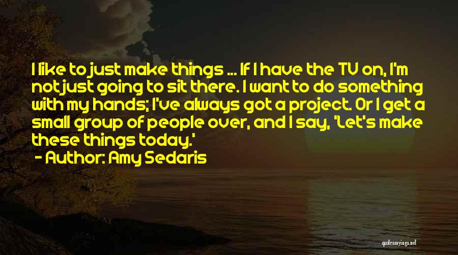 Amy Sedaris Quotes 751392