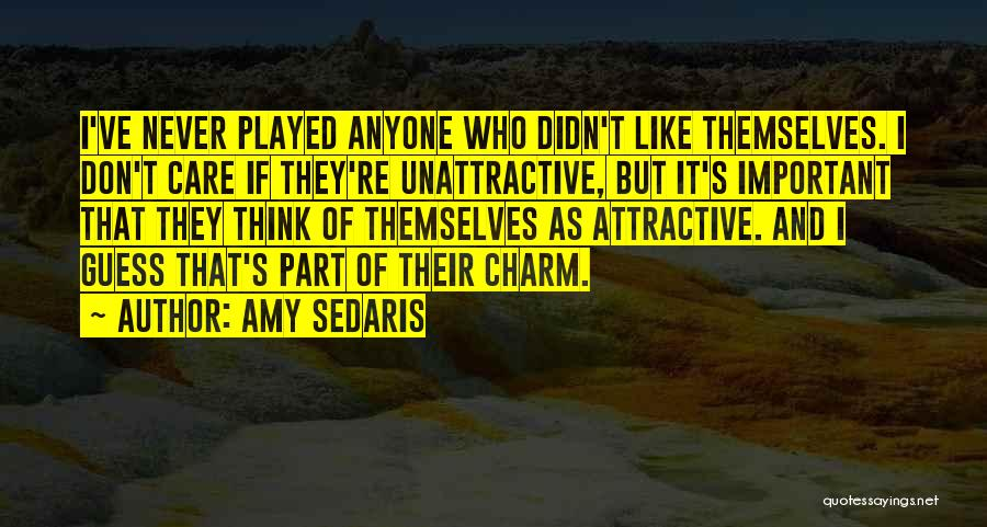 Amy Sedaris Quotes 76964