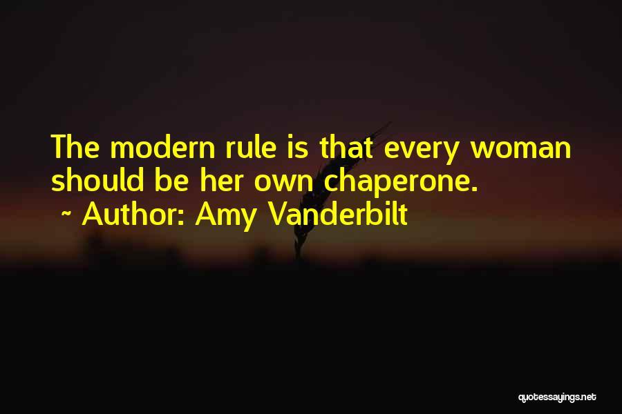 Amy Vanderbilt Quotes 1074515
