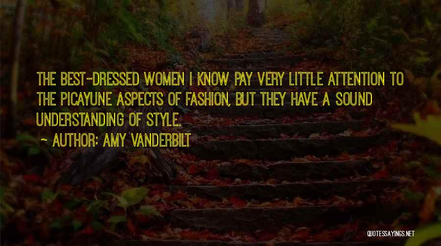 Amy Vanderbilt Quotes 948671