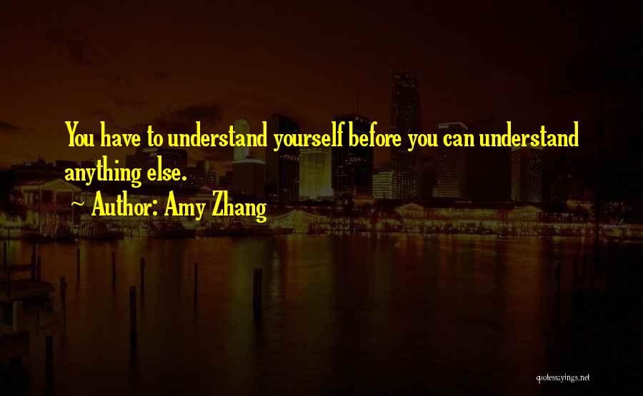 Amy Zhang Quotes 1041878