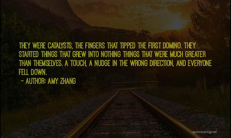 Amy Zhang Quotes 1103904