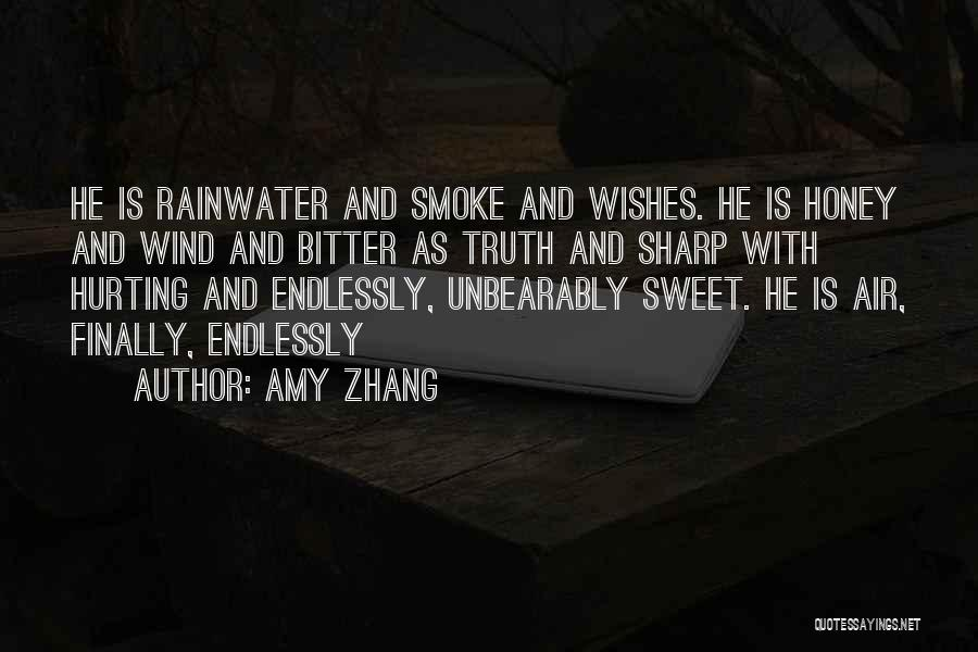 Amy Zhang Quotes 1179753