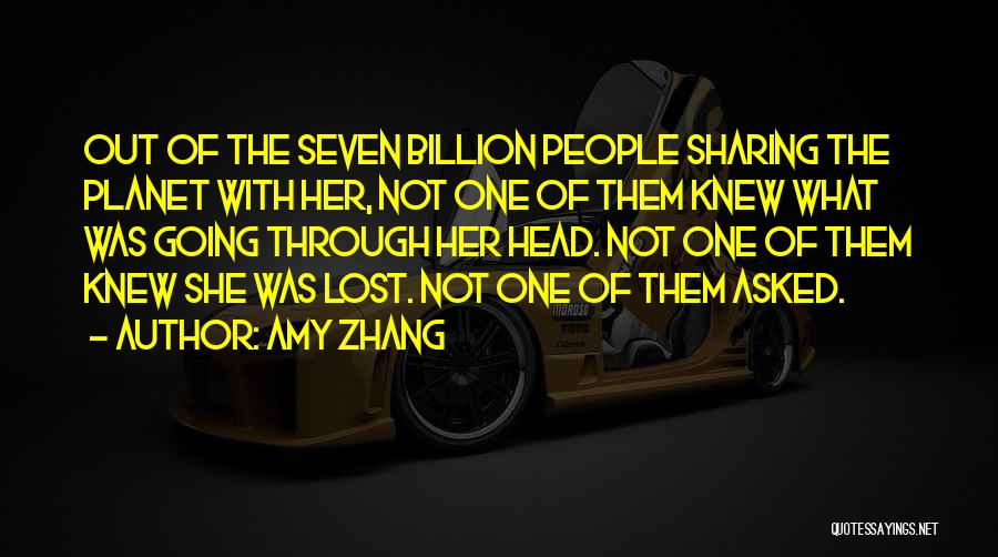 Amy Zhang Quotes 1181154