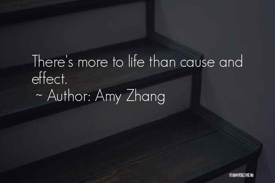 Amy Zhang Quotes 121025