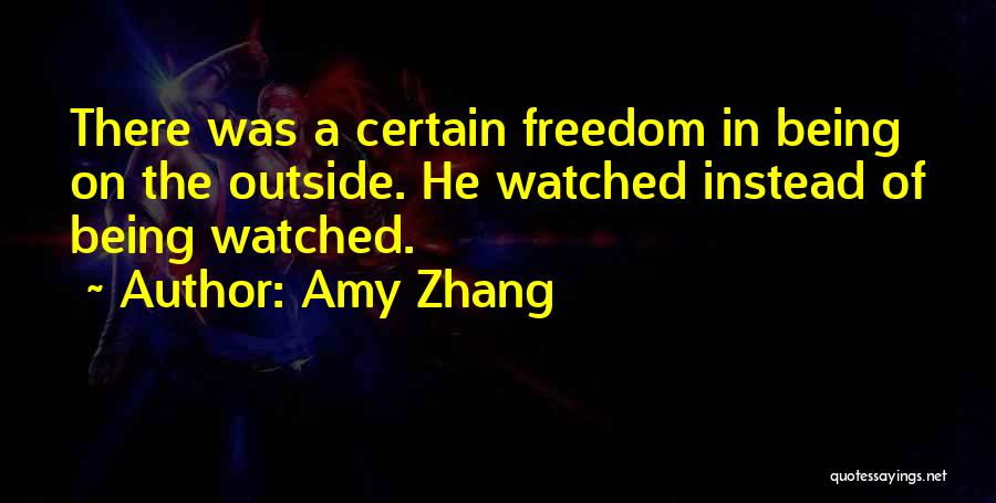Amy Zhang Quotes 1334574