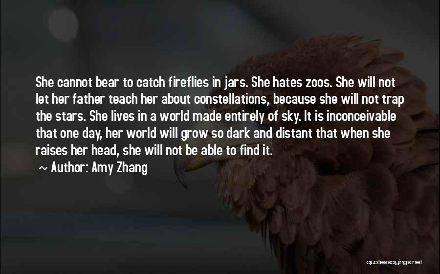 Amy Zhang Quotes 145307