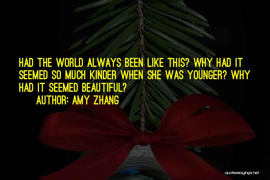 Amy Zhang Quotes 1475480