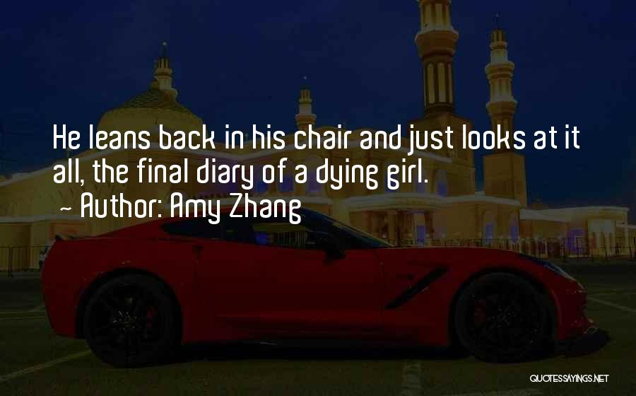 Amy Zhang Quotes 1641259