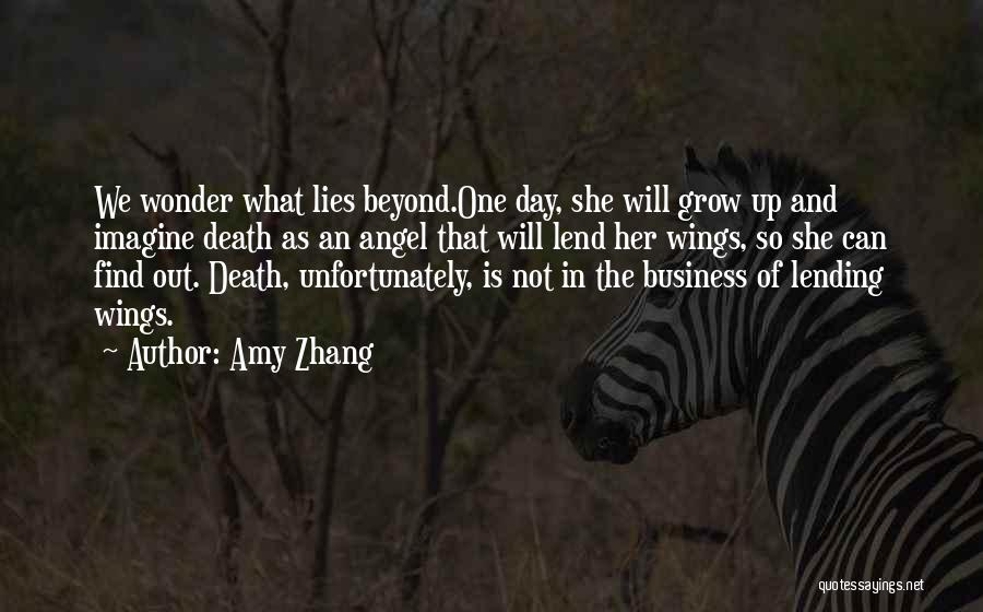 Amy Zhang Quotes 1655653