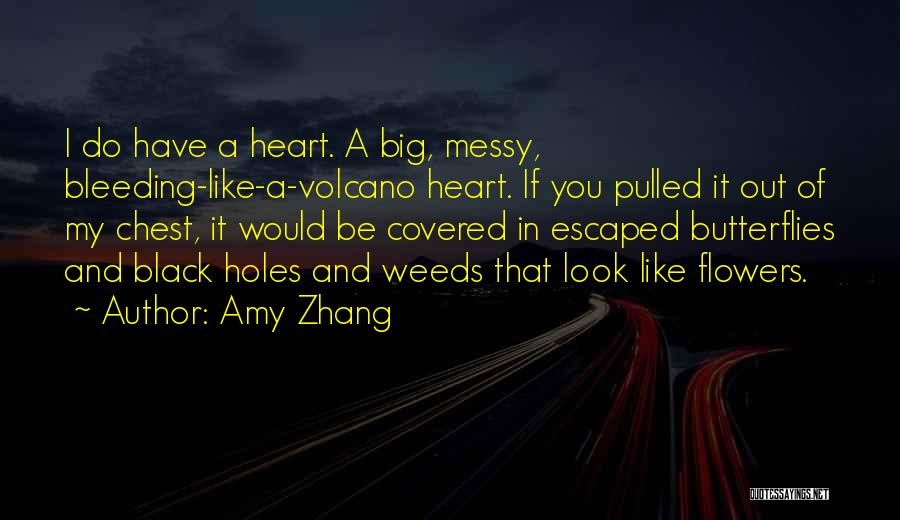 Amy Zhang Quotes 1656042