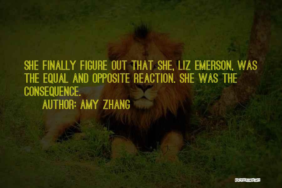 Amy Zhang Quotes 1729496
