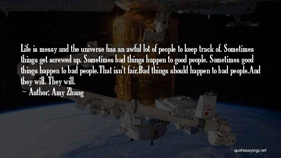Amy Zhang Quotes 173493