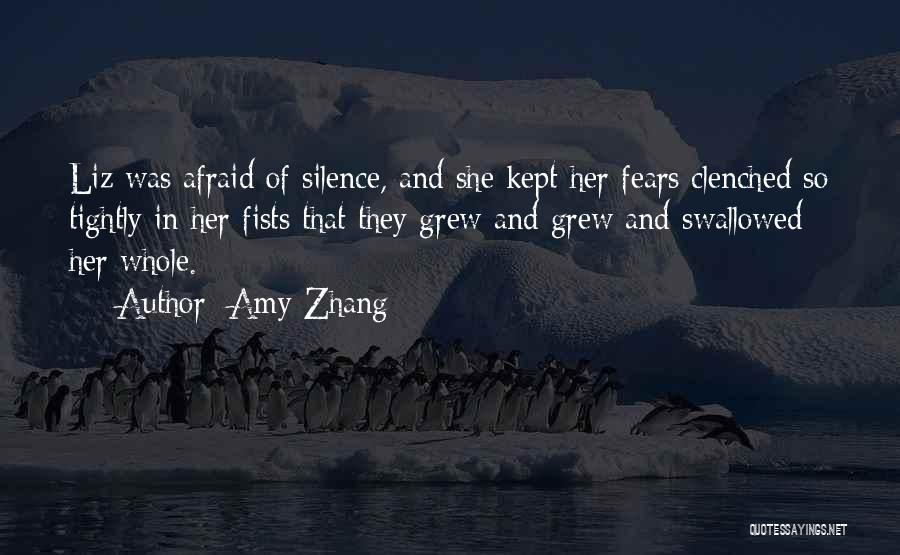 Amy Zhang Quotes 1743797