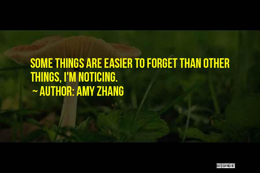 Amy Zhang Quotes 1764522