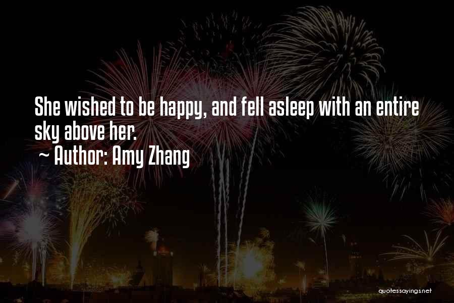 Amy Zhang Quotes 1787047